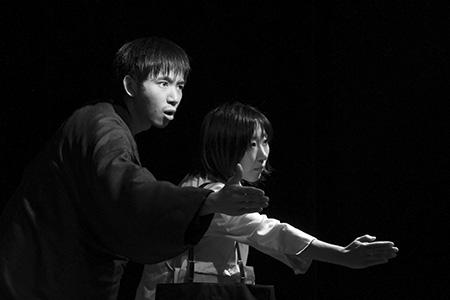 """劇団""""奇想天外""""マグマ"""